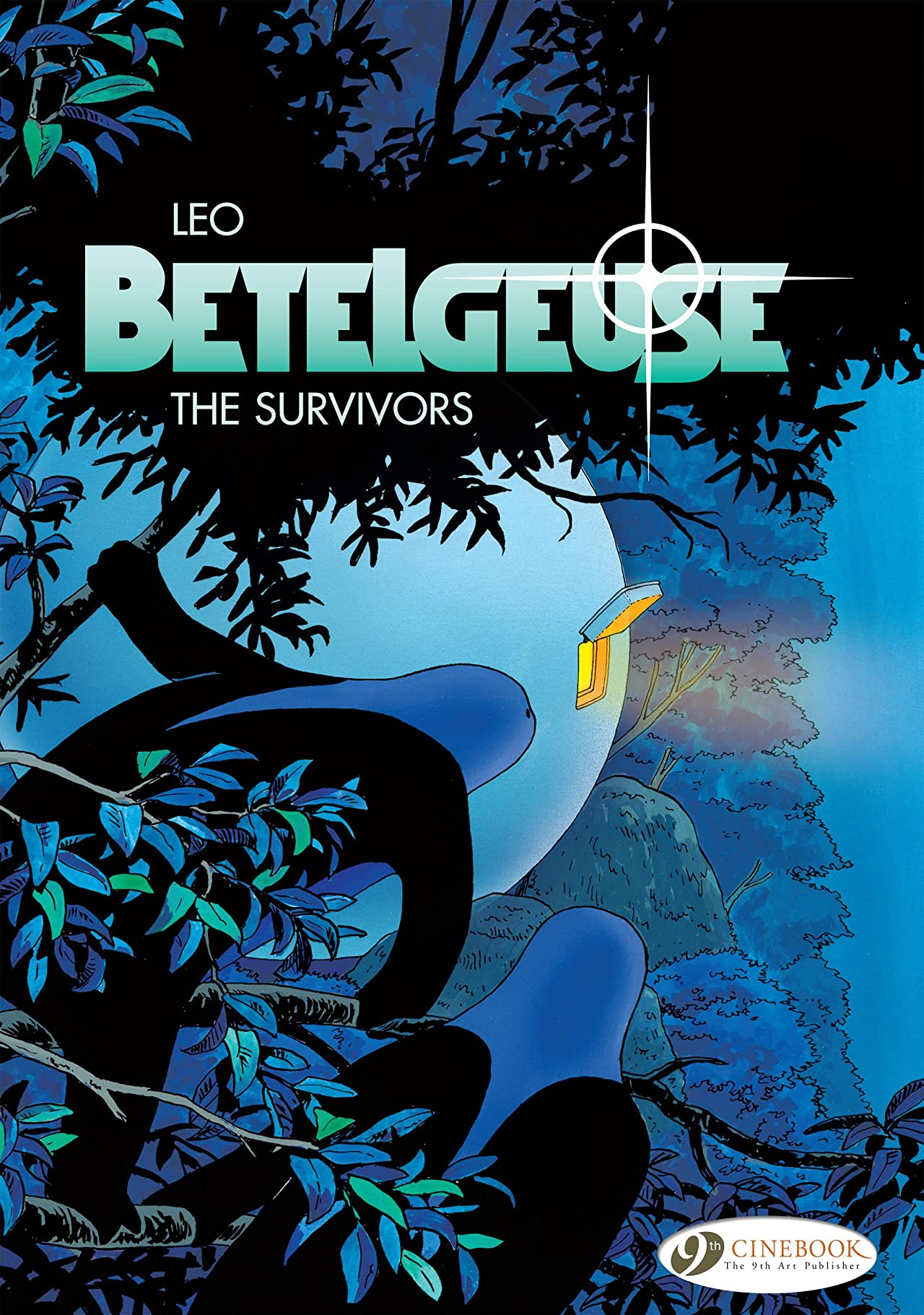Betelgeuse Vol. 1: The Survivors