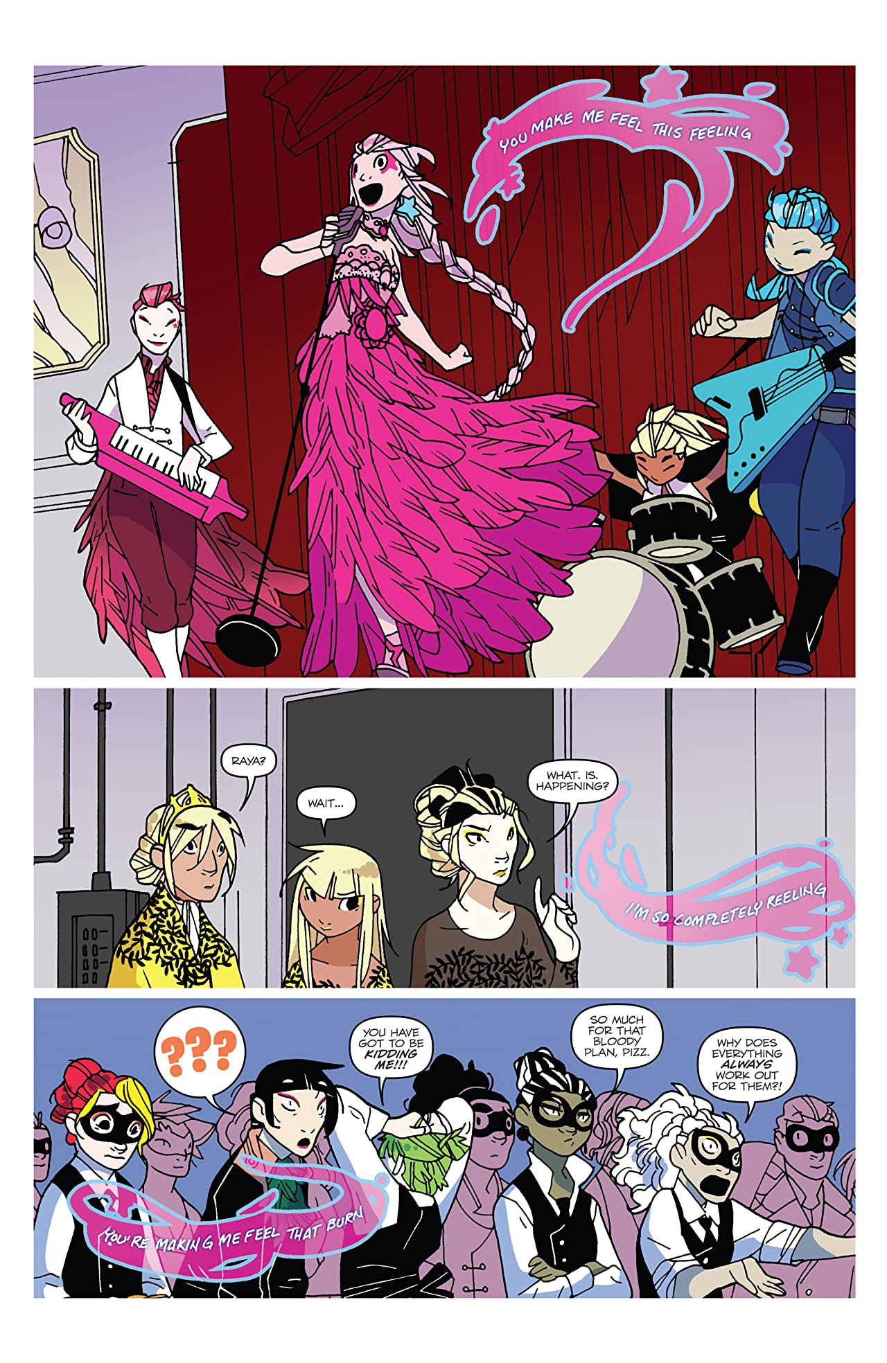 Jem and the Holograms (2015-2017) #23