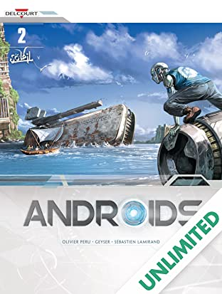 Androids Vol. 2: Happy he who like Ulysses...