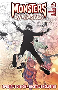 Monsters Unleashed (2017) - Special Edition #3 (of 5)