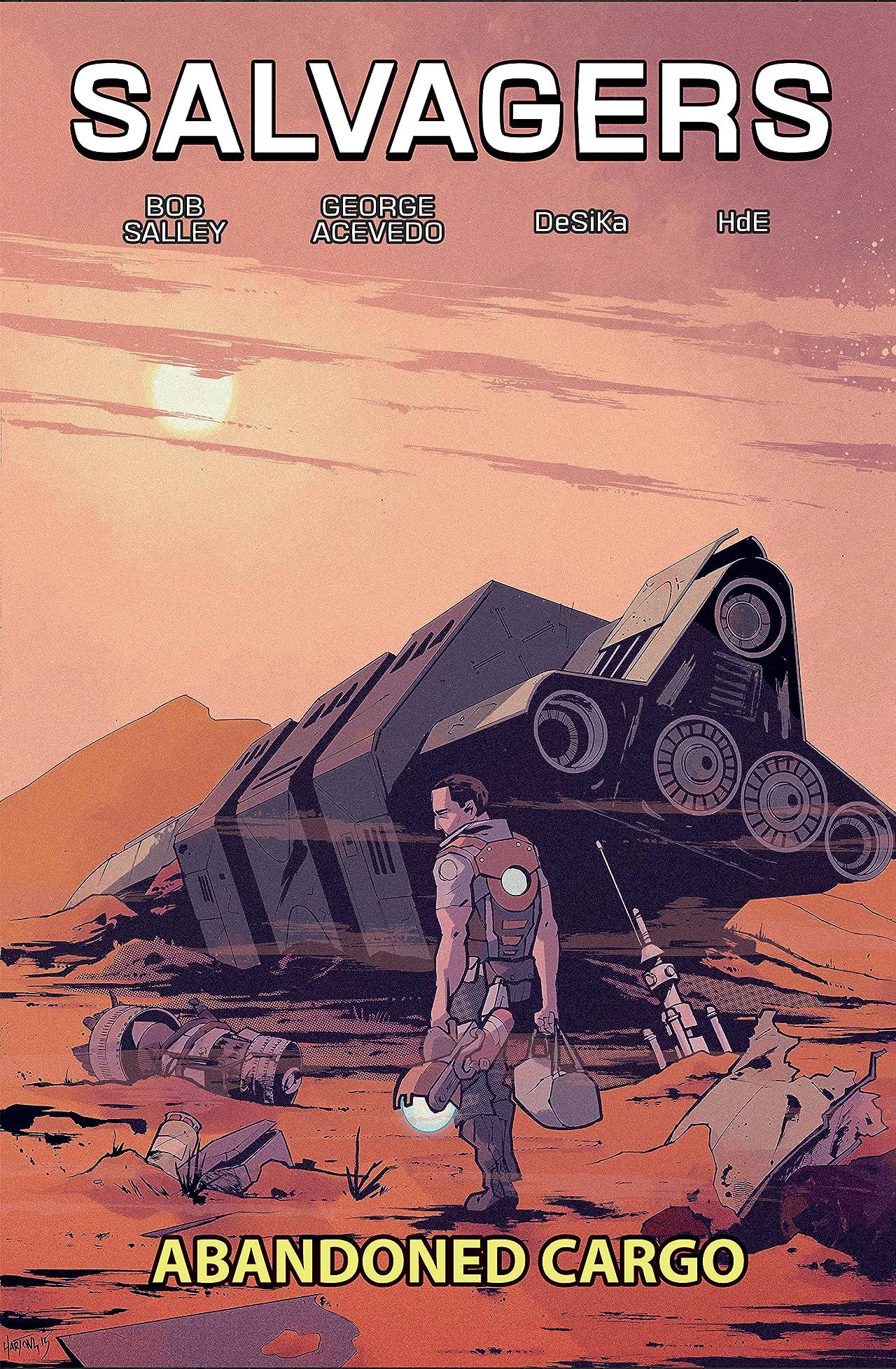 1: Abandoned Cargo