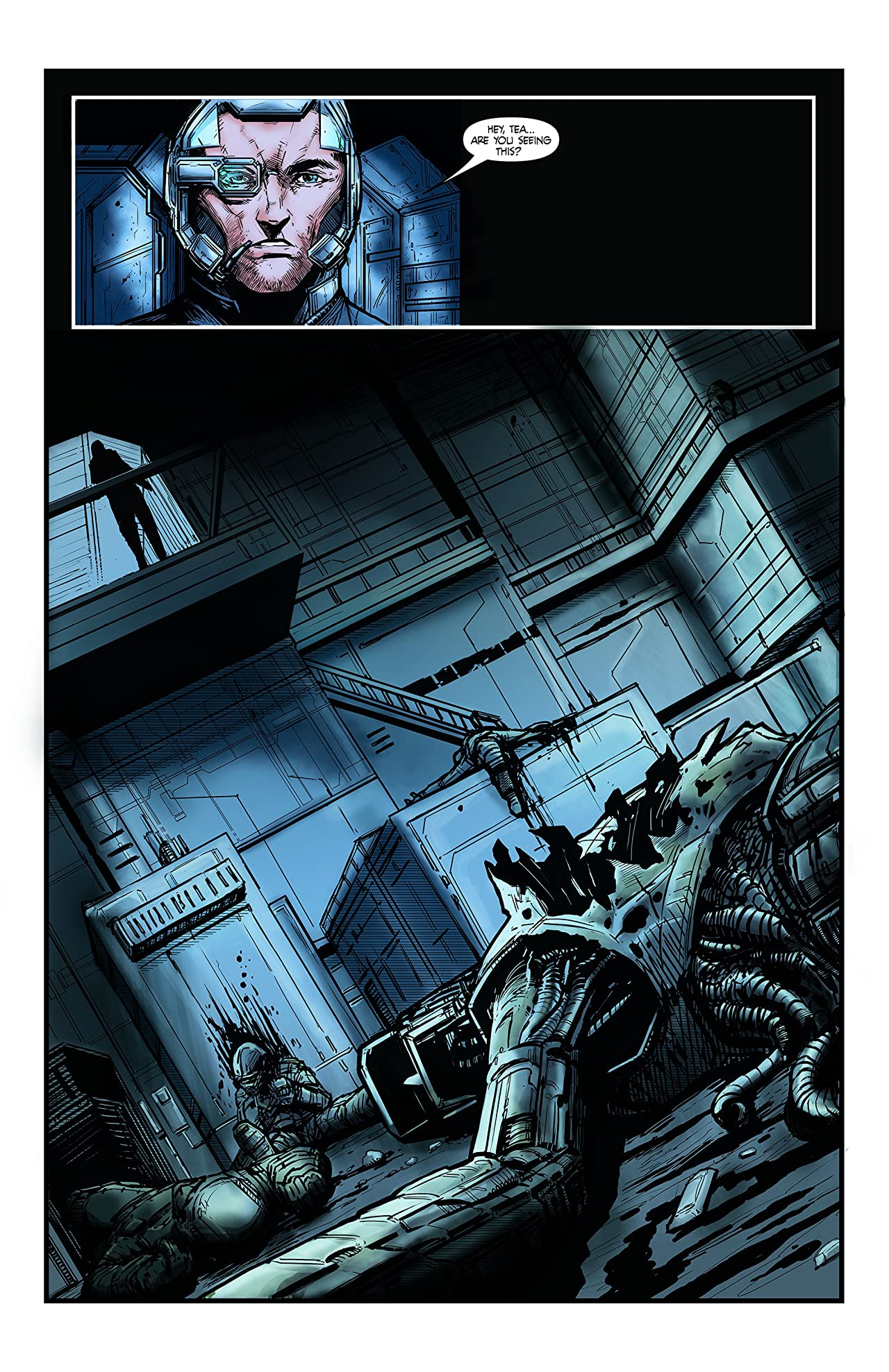 Salvagers Vol. 1: Abandoned Cargo