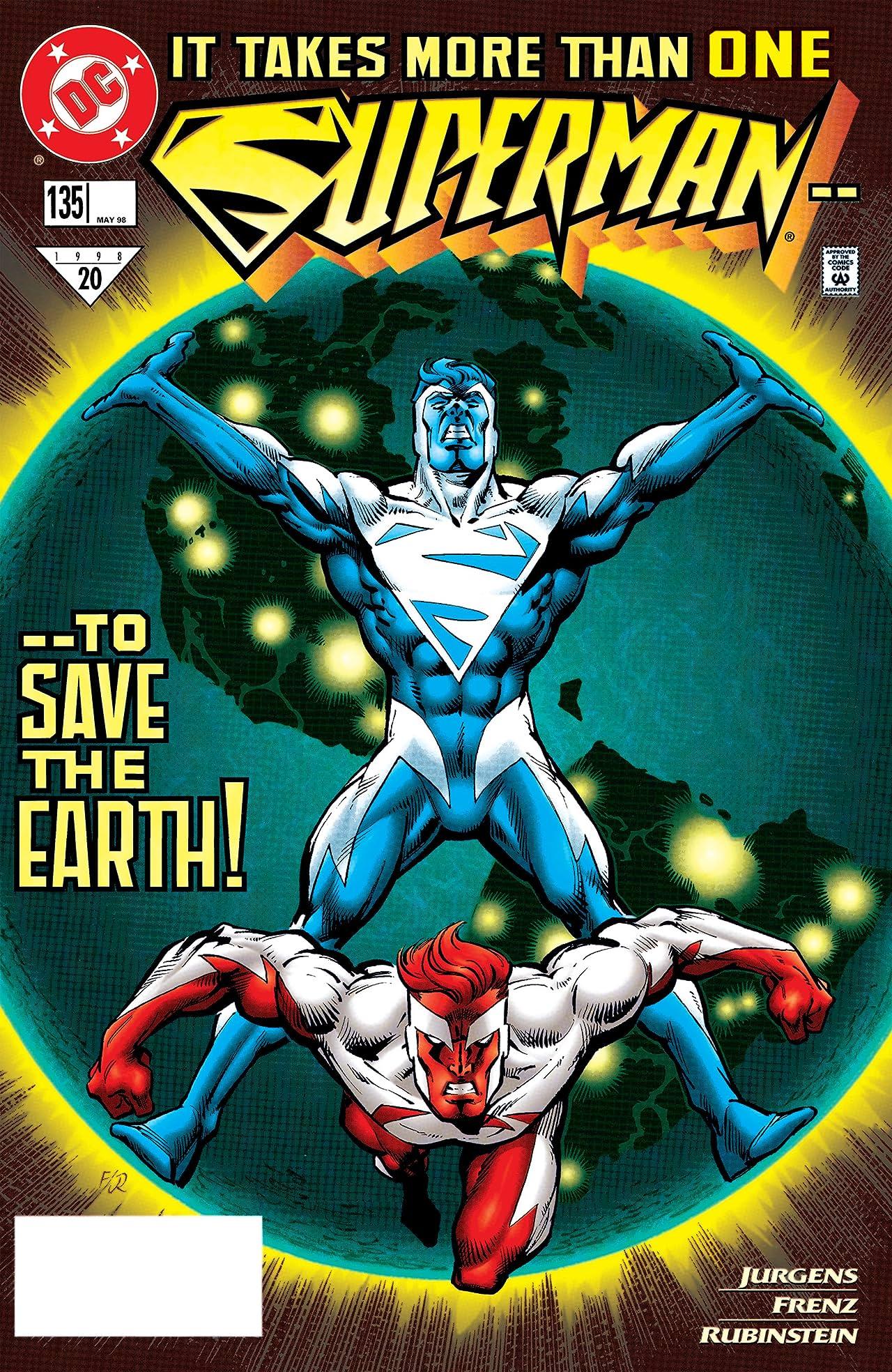 Superman (1987-2006) #135