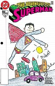Adventures of Superman (1986-2006) #558
