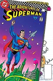 Adventures of Superman (1986-2006) #559