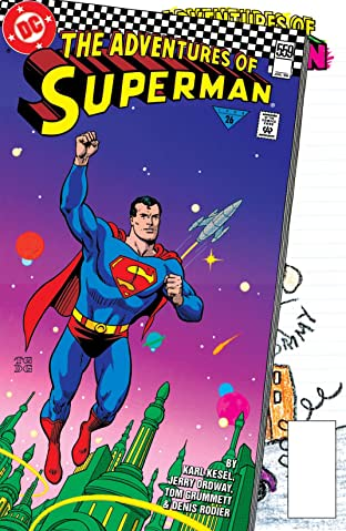 Adventures of Superman (1986-2006) #559