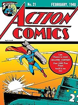 Action Comics (1938-2011) #21