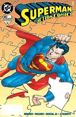 Action Comics (1938-2011) #745
