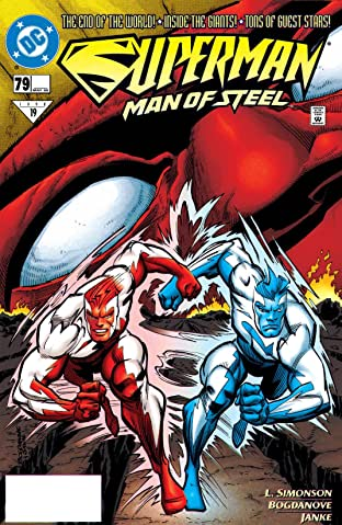 Superman: The Man of Steel (1991-2003) #79