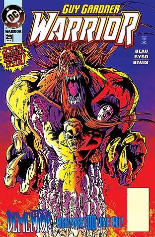 Guy Gardner: Warrior (1992-1996) #25