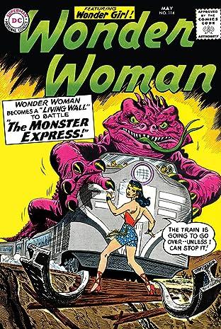 Wonder Woman (1942-1986) #114