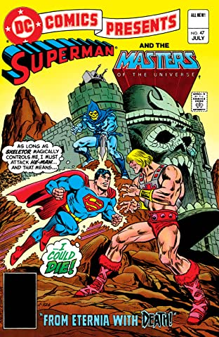 DC Comics Presents (1978-1986) #47