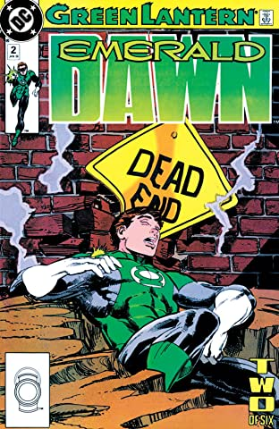 Green Lantern: Emerald Dawn (1989-1990) #2