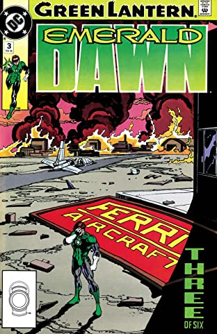Green Lantern: Emerald Dawn (1989-1990) #3