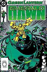 Green Lantern: Emerald Dawn (1989-1990) #5