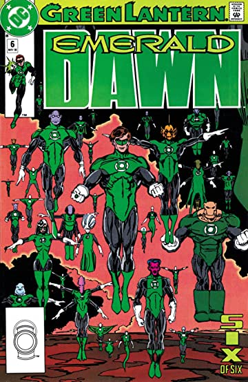 Green Lantern: Emerald Dawn (1989-1990) #6