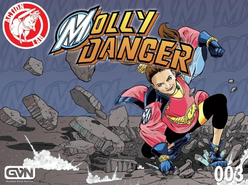 Molly Danger: Digital #3