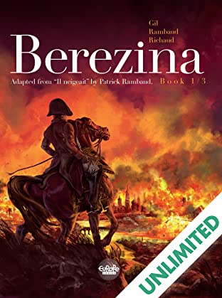 Berezina Vol. 1: The Fire