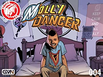 Molly Danger: Digital #4