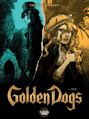 Golden Dogs Vol. 4: Four