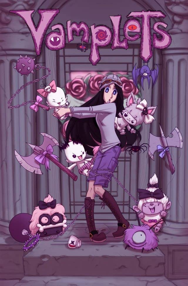 Vamplets: The Nightmare Nursery #2