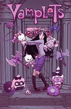 Vamplets: The Nightmare Nursery #2