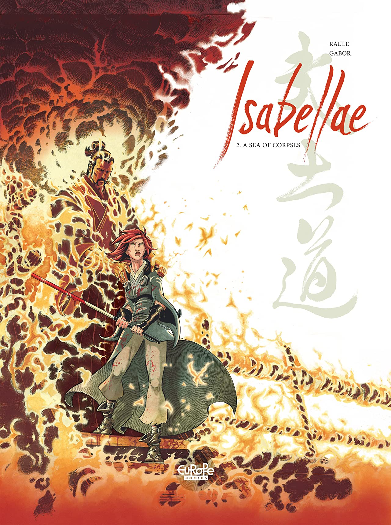 Isabellae Tome 2: A sea of corpses