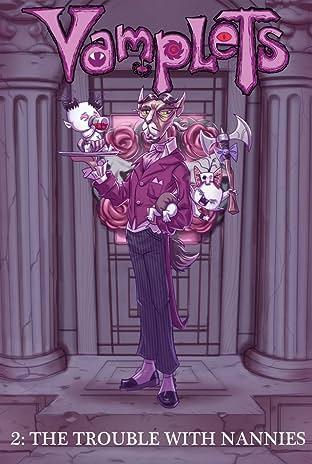 Vamplets: The Nightmare Nursery No.3
