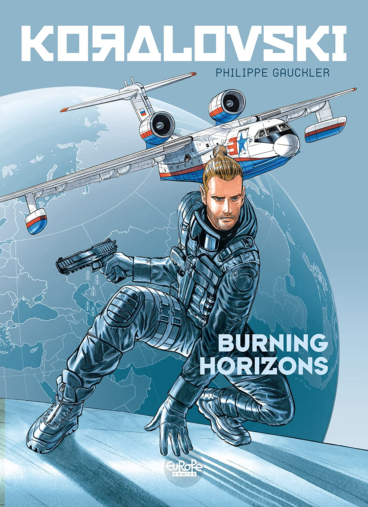 Koralovski Vol. 3: Burning Horizons