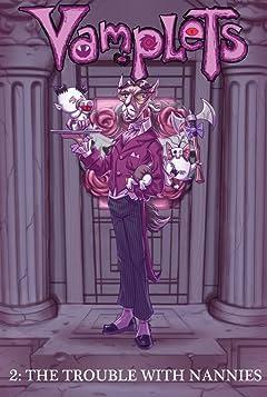 Vamplets: The Nightmare Nursery #4