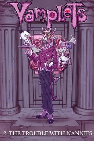 Vamplets: The Nightmare Nursery No.4