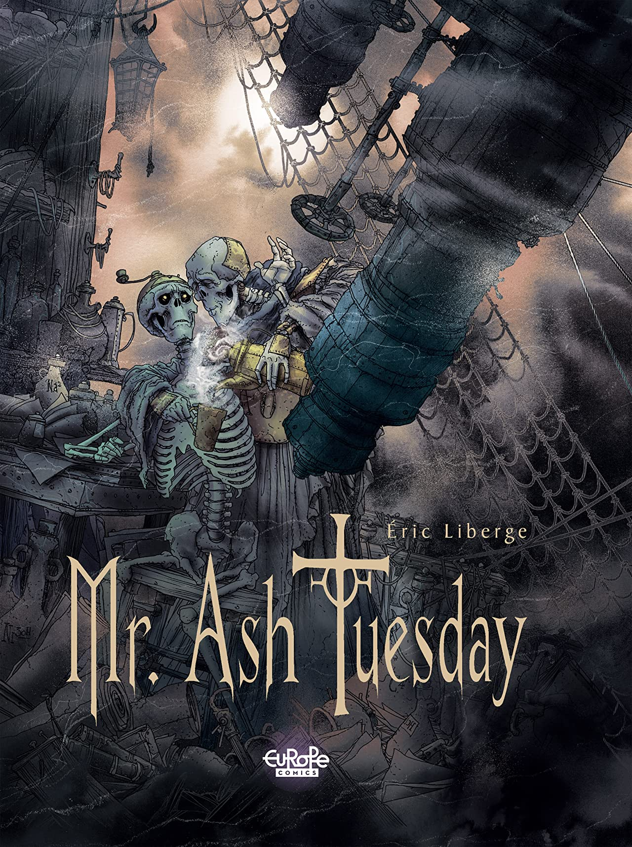 Mr. Ash Tuesday Vol. 2: The Charon Telescope