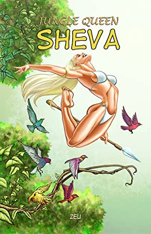 Jungle Queen Sheva #1