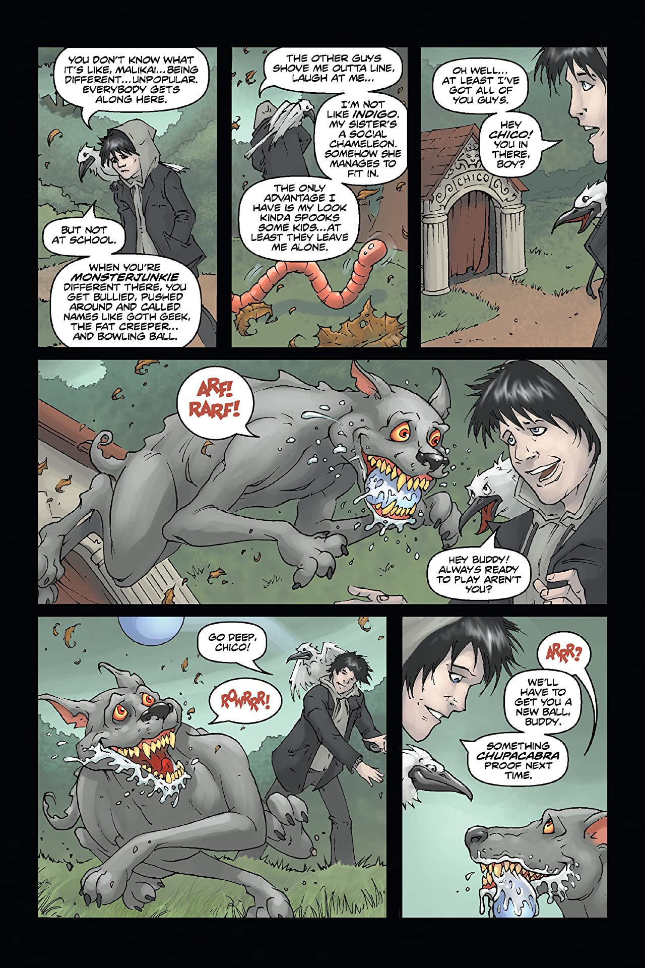 Erik Shein's Monsterjunkies: An American Family Odyssey