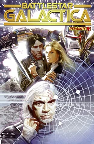 Classic Battlestar Galactica Vol. 2 #4: Digital Exclusive Edition