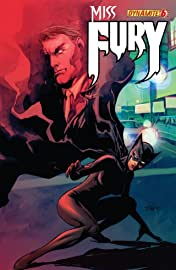 Miss Fury #6: Digital Exclusive Edition
