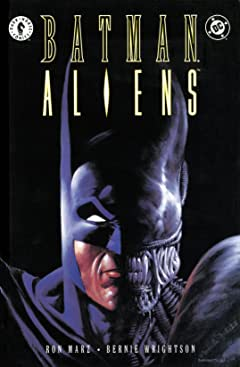 Batman/Aliens (1997) #1