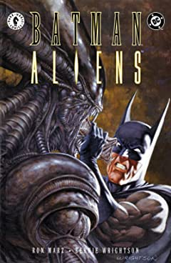 Batman/Aliens (1997) #2