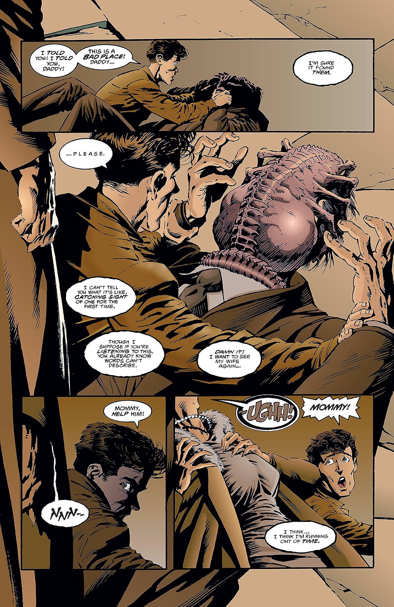 Batman/Aliens (1997) #2