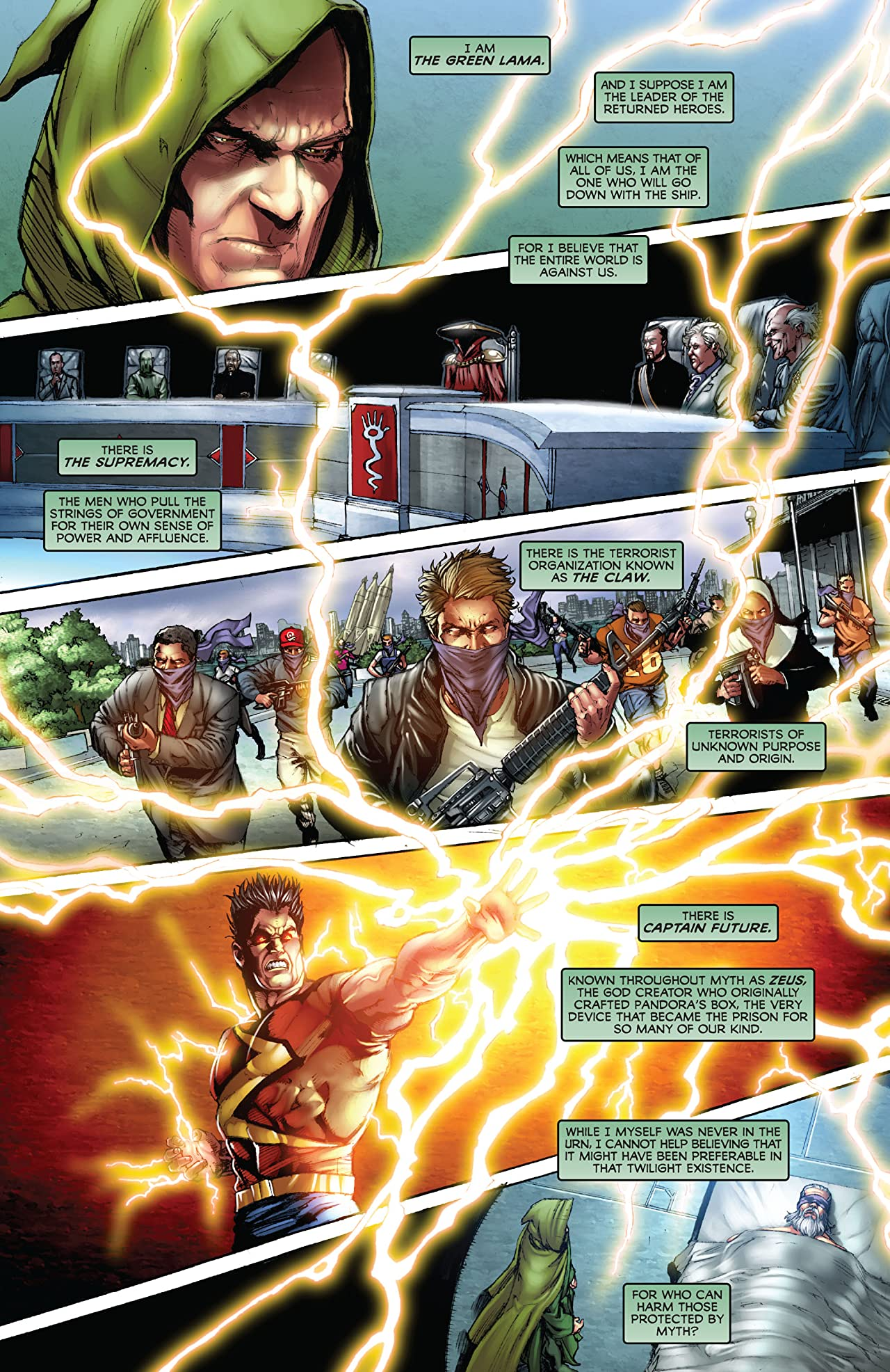 Project Superpowers: Chapter Two #5