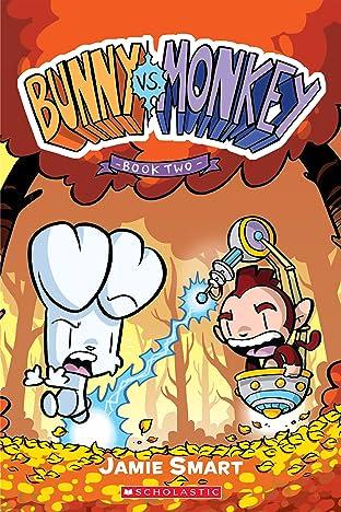 Bunny vs. Monkey Vol. 2