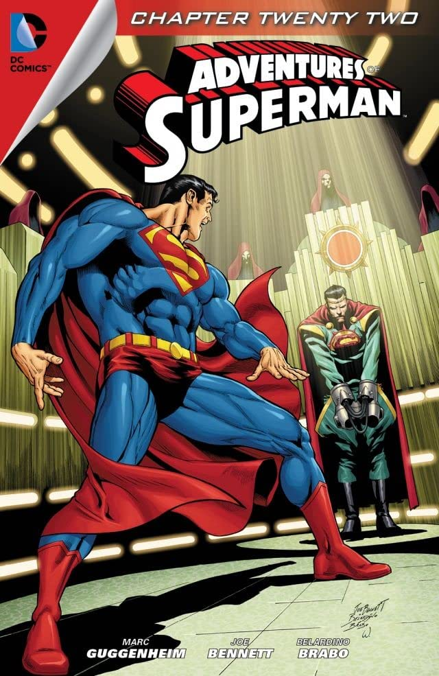 Adventures of Superman (2013-2014) #22