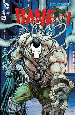 Batman (2011-2016) #23.4: Featuring Bane