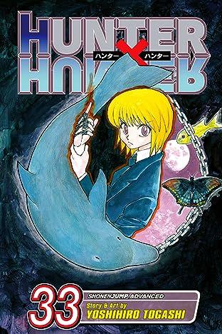 Hunter x Hunter Vol. 33