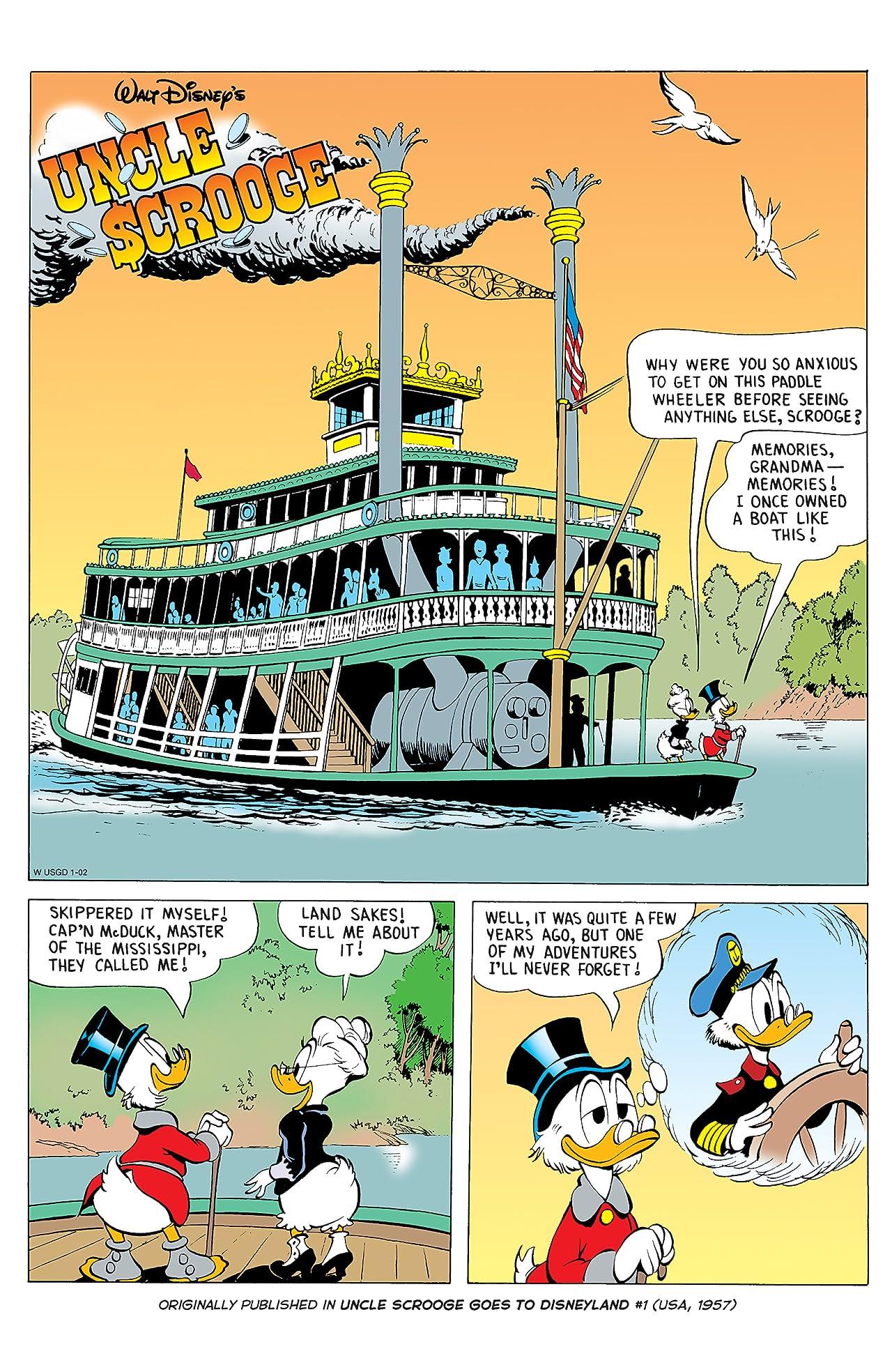 Disney Magic Kingdom Comics #1 (of 2)