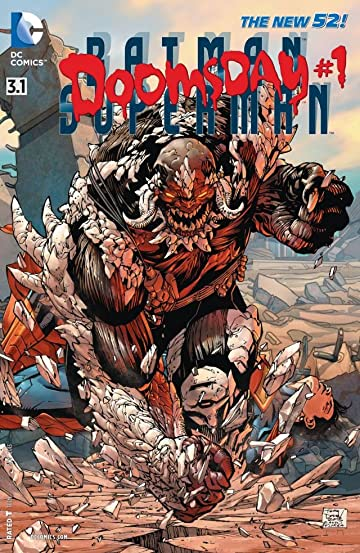 Batman/Superman (2013-) #3.1: Featuring Doomsday