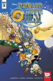 Donald Quest #3 (of 5)