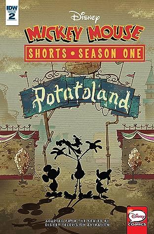 Mickey Mouse Shorts Season One No.2 (sur 4)