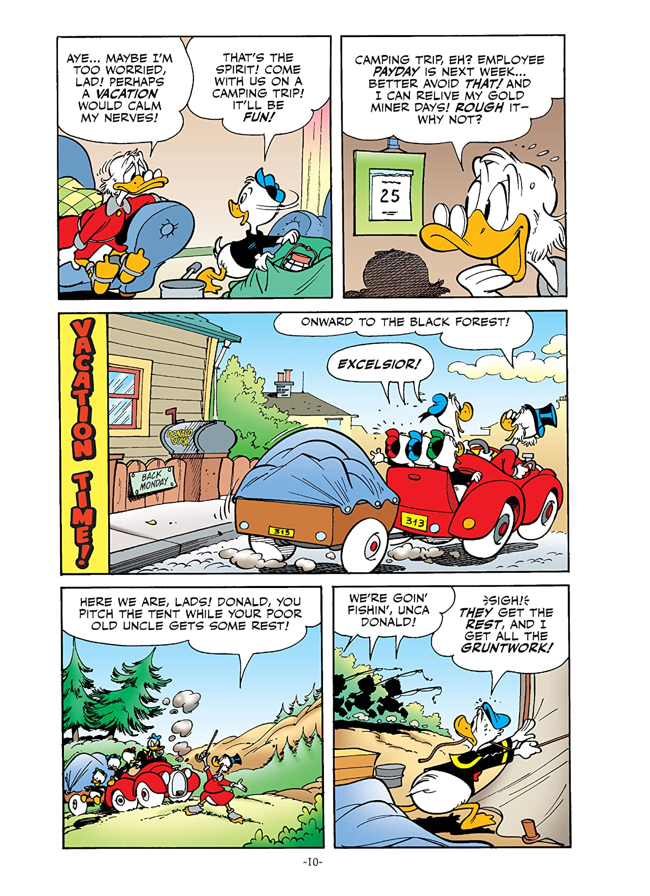 Uncle Scrooge: Timeless Tales Vol. 1