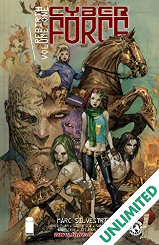 Cyber Force: Rebirth Vol. 1